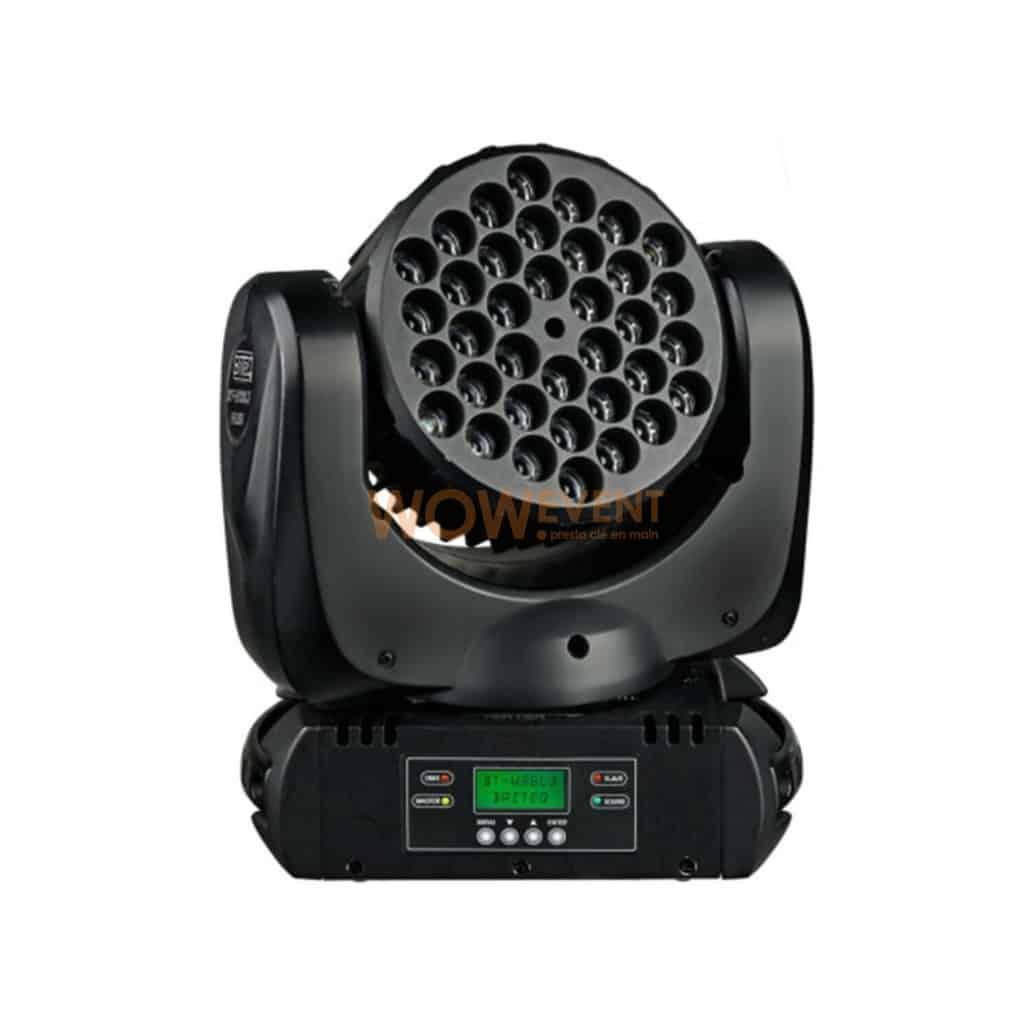 Lyre Wash LED BT-W36L3 | Briteq