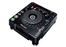 Platine CDJ 1000 CD MP3 | Pioneer