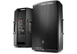 Sonorisation : Enceinte active EON 615 | JBL