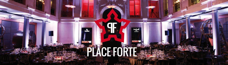 Place Forte : agence événementielle innovante