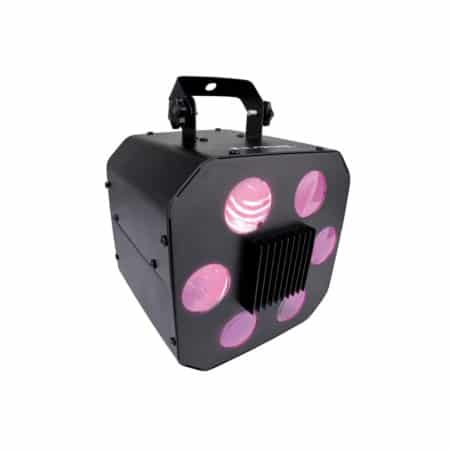 Projecteur faisceau Led 6 Eyes Flower | Novistar