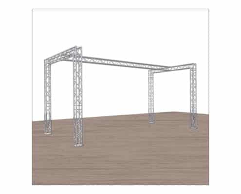 "Structure ""Double Arche"" SX 290 FC | ASD"