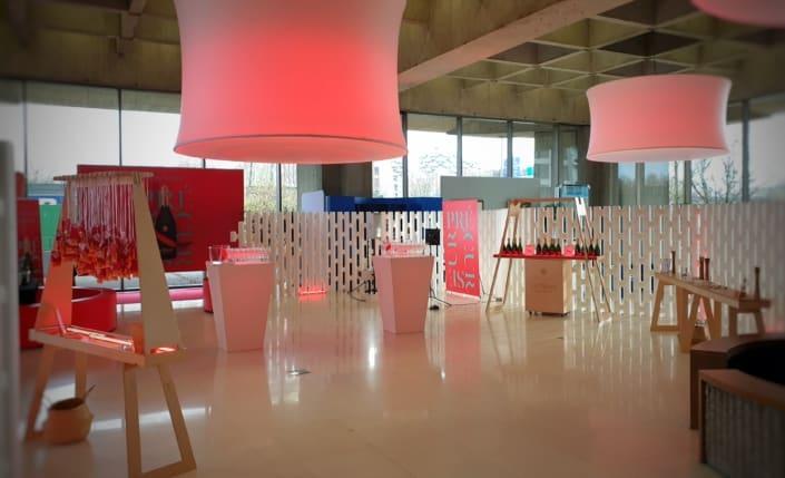 Aménagement d'espace pour l'événementiel et les entreprises